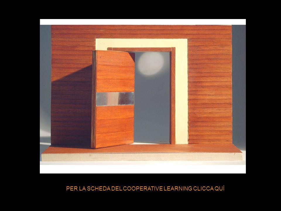 PER LA SCHEDA DEL COOPERATIVE LEARNING CLICCA QUÌ