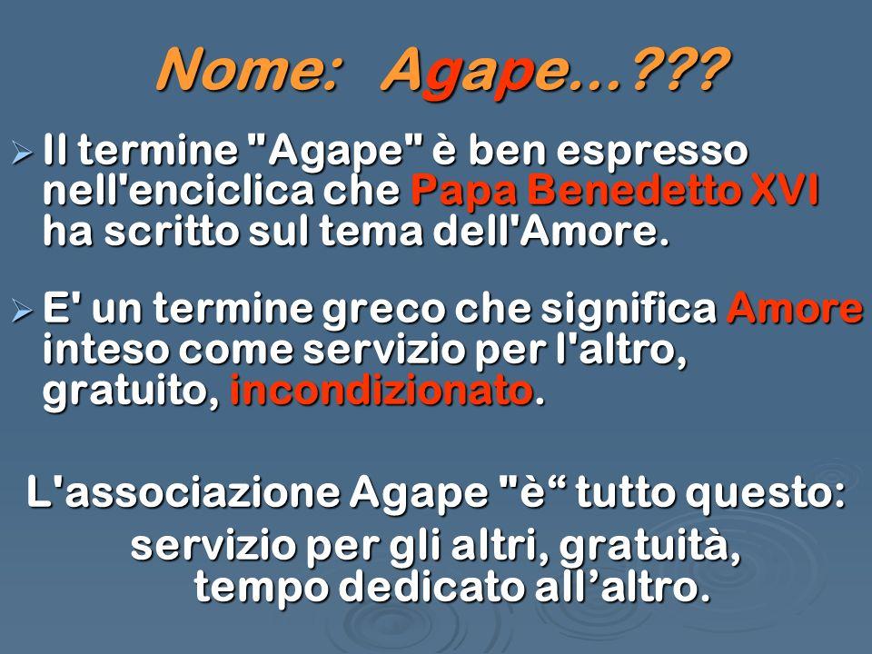 Nome: Agape…??.