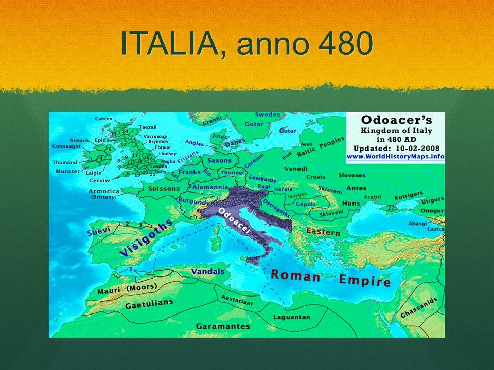 ITALIA, anno 480