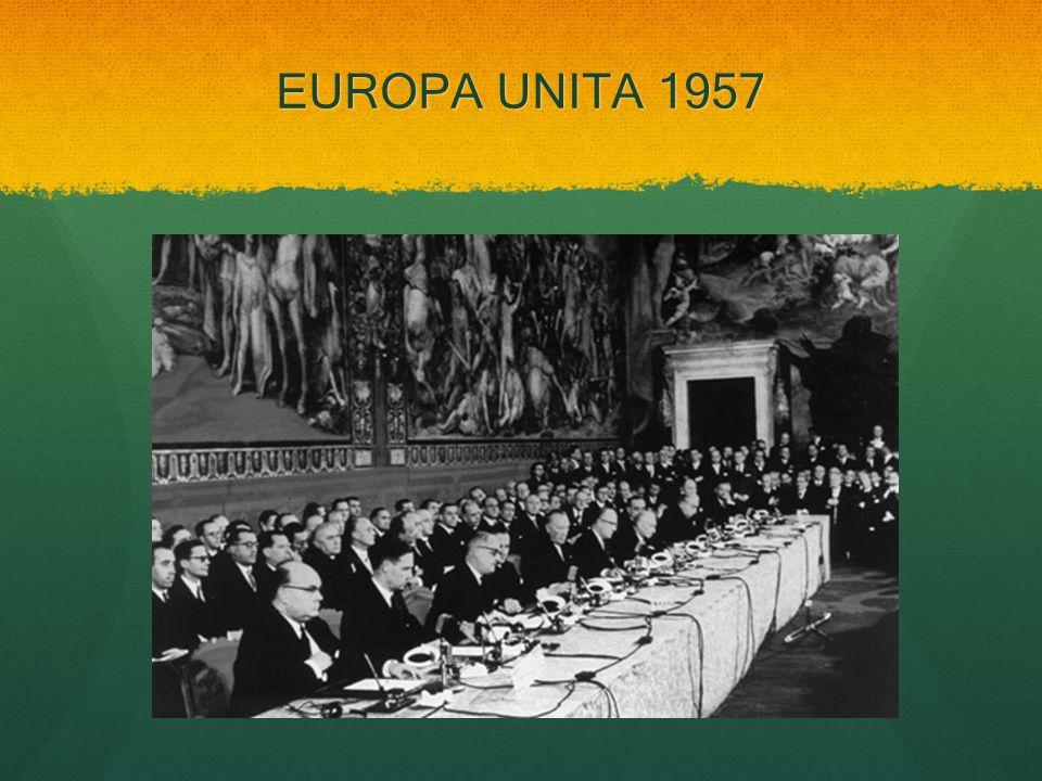 EUROPA UNITA 1957