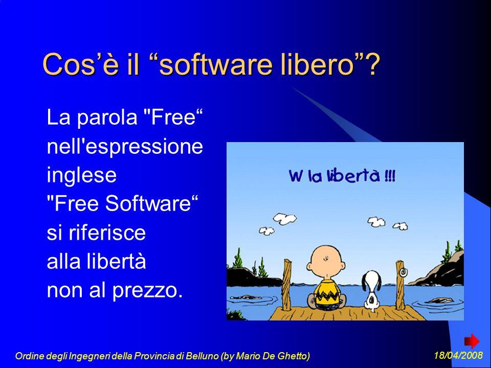 Ordine degli Ingegneri della Provincia di Belluno (by Mario De Ghetto) 18/04/2008