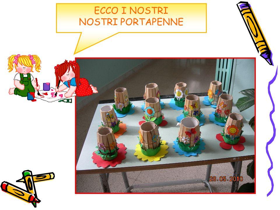 ECCO I NOSTRI NOSTRI PORTAPENNE