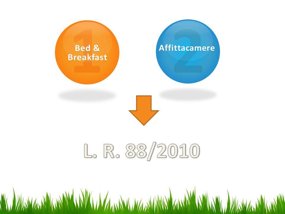 1 Bed & Breakfast 2Affittacamere