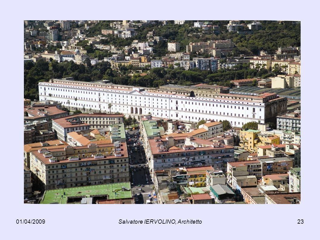 01/04/2009Salvatore IERVOLINO, Architetto23