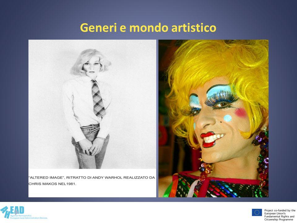 Generi e mondo artistico