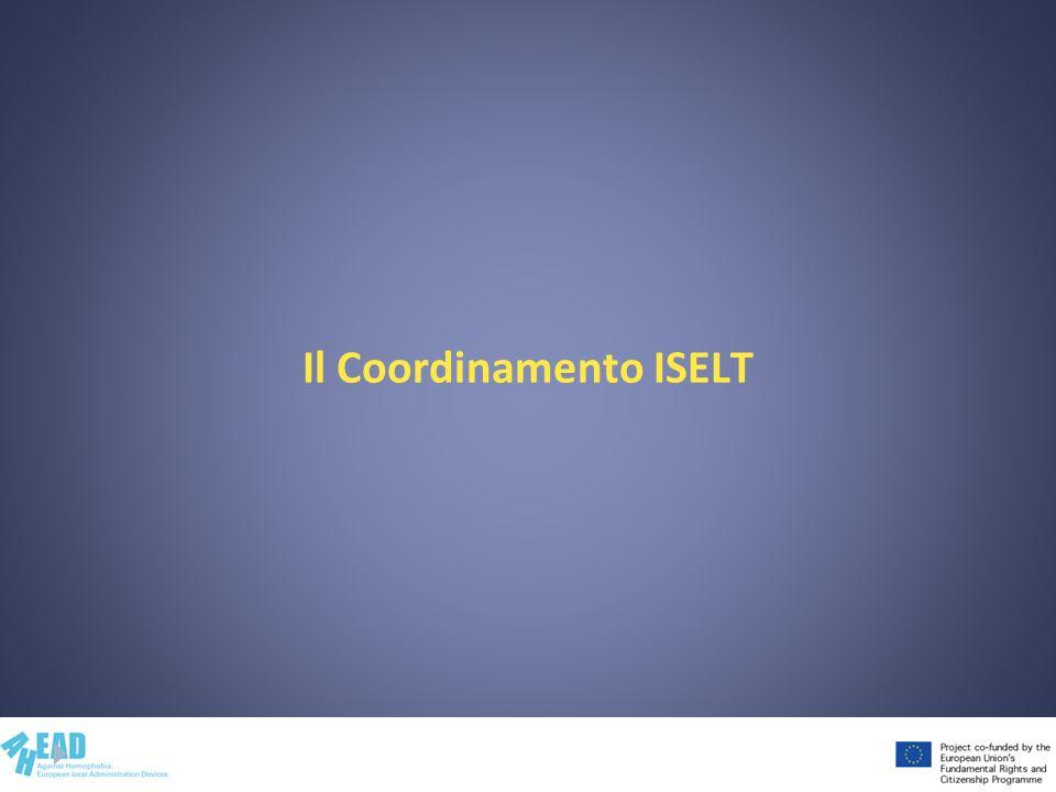 Il Coordinamento ISELT