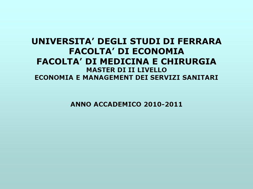 25/1/20112 ISTITUZIONI DI DIRITTO SANITARIO a cura Dott. Marco Cruciani