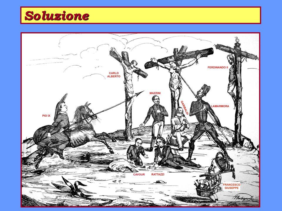 La Strega - 28.3.1850 La Strega - 28.3.1850 di G. Castagnola La Crocifissione La Crocifissione - cm. 31x44 Questa famosa tavola provocò il sequestro d