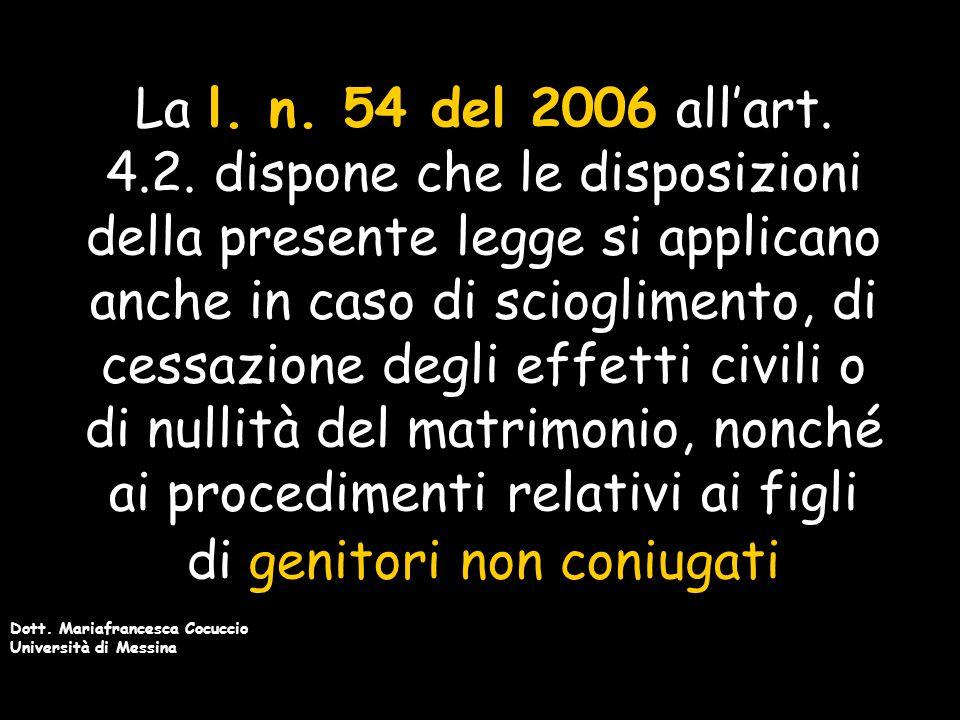 Dott.Mariafrancesca Cocuccio Università di Messina TRAPIANTI (art.