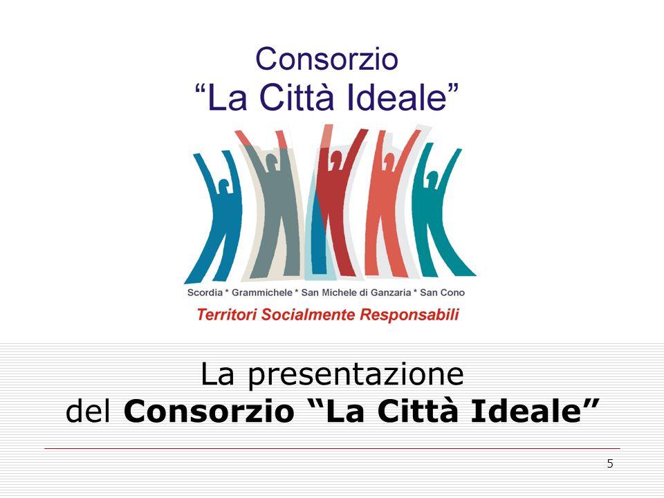 5 La presentazione del Consorzio La Città Ideale