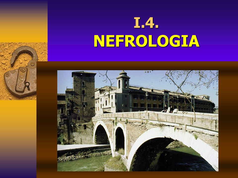 I.4. NEFROLOGIA
