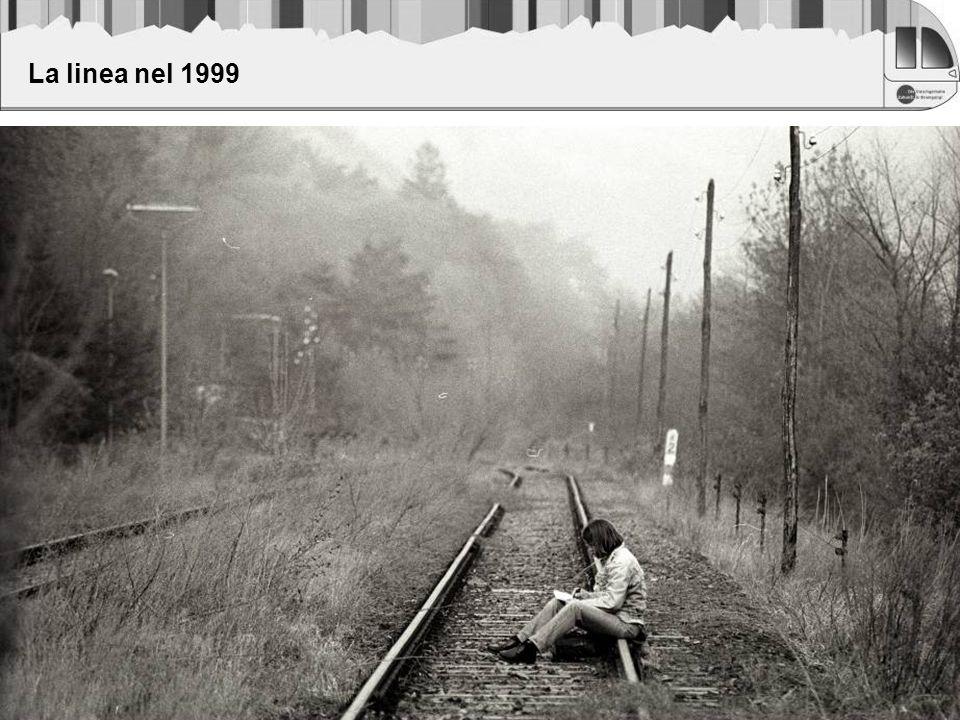 7 La linea nel 1999