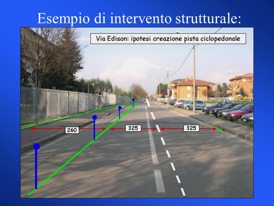 Esempio di intervento strutturale: