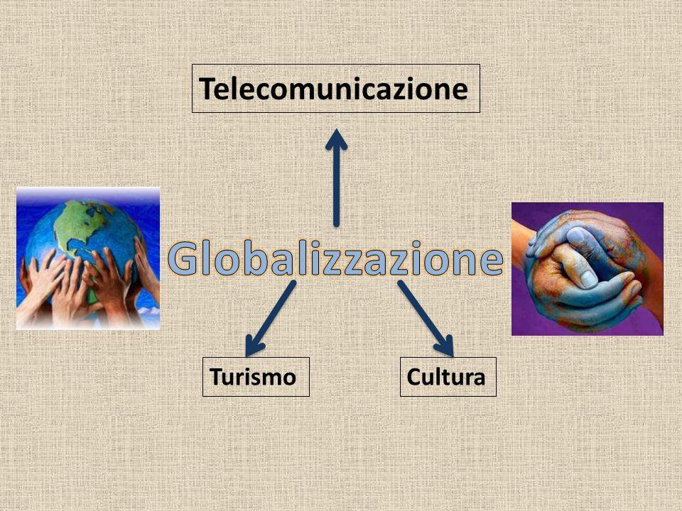 Telecomunicazione CulturaTurismo