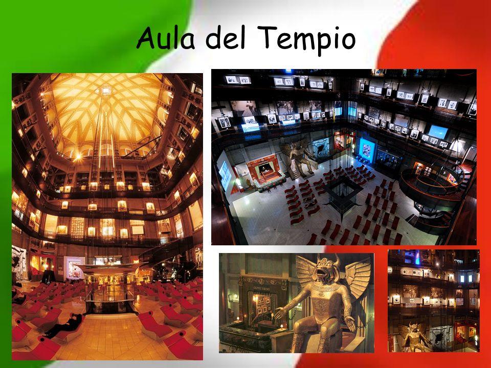 Aula del Tempio