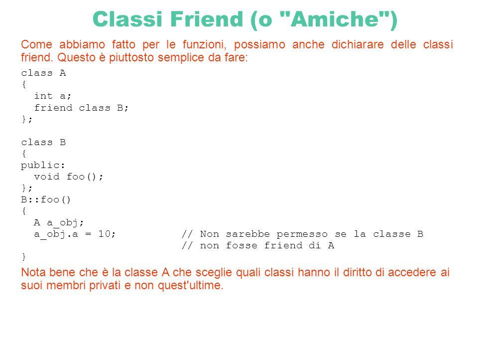 Classi Friend (o
