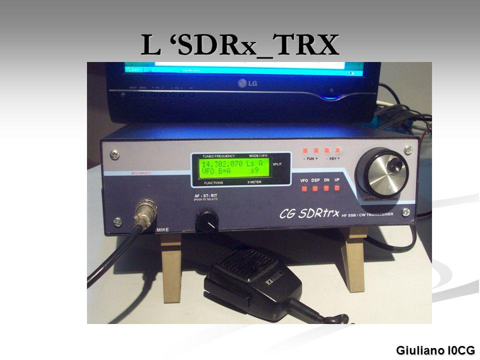 L SDRx_TRX Giuliano I0CG