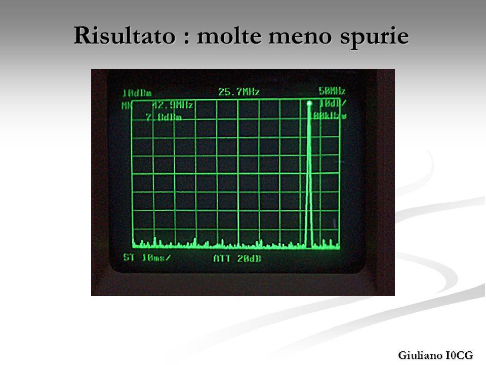 Giuliano I0CG I due chip DDS a confronto AD9851AD9951