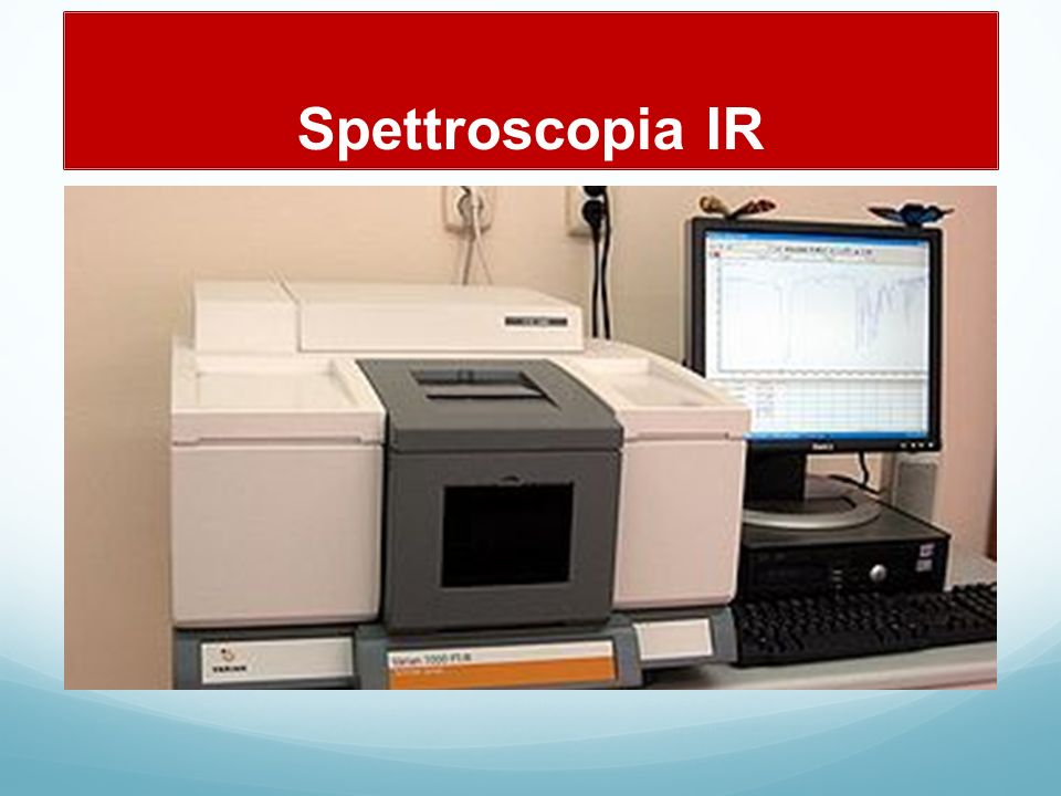 Spettroscopia IR