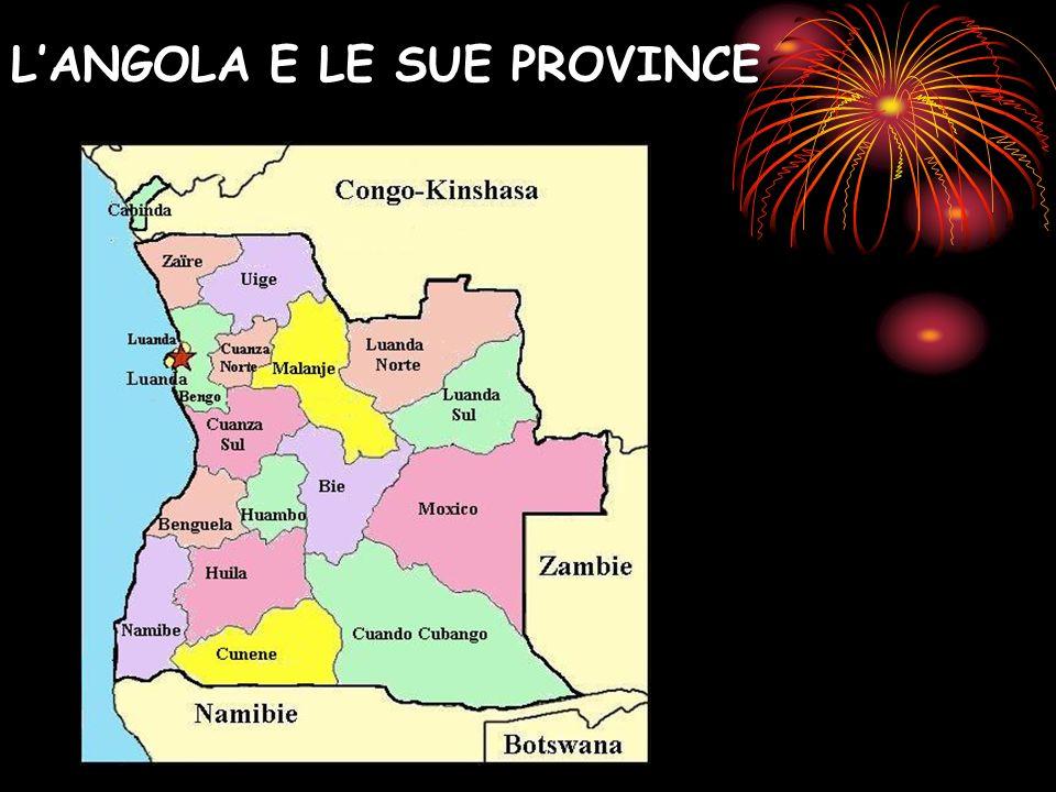 Decidiamo di inviare la piccola allospedale Pediatrico di Luanda con lambulanza.