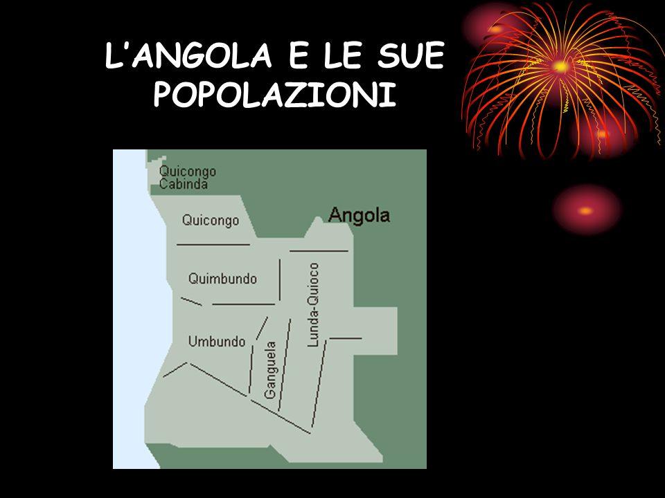 LANGOLA E LE SUE POPOLAZIONI