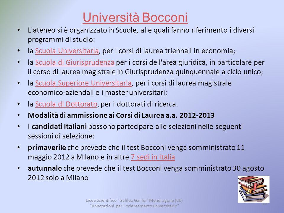Università Luiss Una tra le più prestigiose università private presenti a Roma è senza dubbio la LUISS.