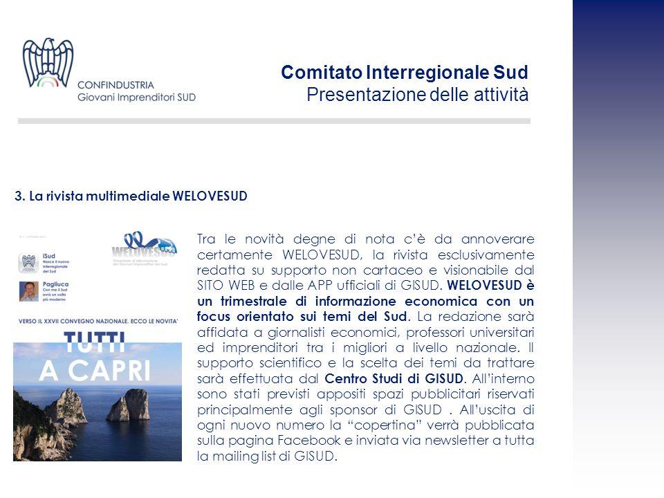 Segreteria e contatti Confindustria Campania P.za Dei Martiri, 58 – Napoli Tel: +39.081.42.30.96 e-mail: giovani@confindustria.campania.it 7.
