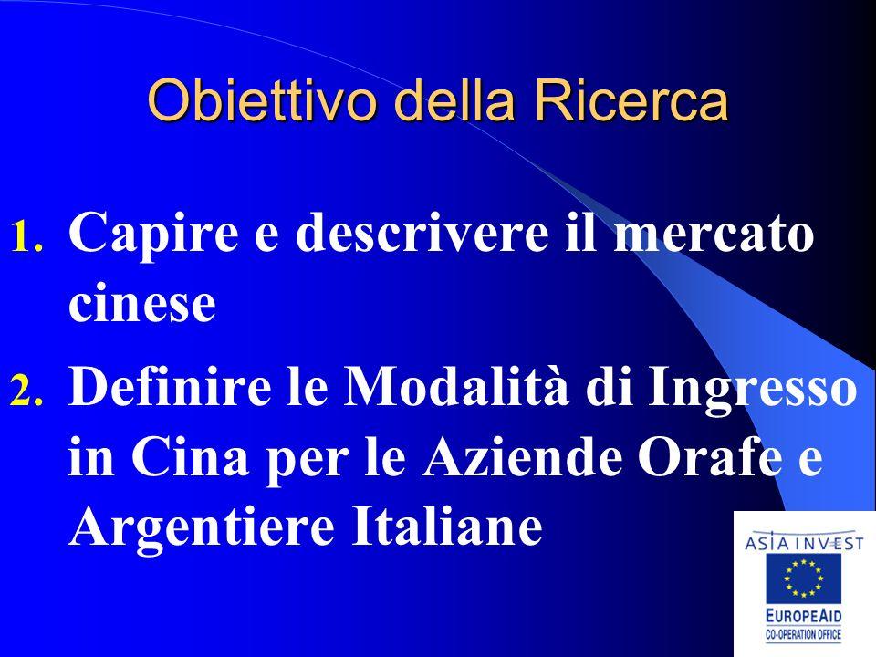 2° PARTE MODALITA DI INGRESSO in CINA per le AZIENDE ORAFE e ARGENTIERE ITALIANE