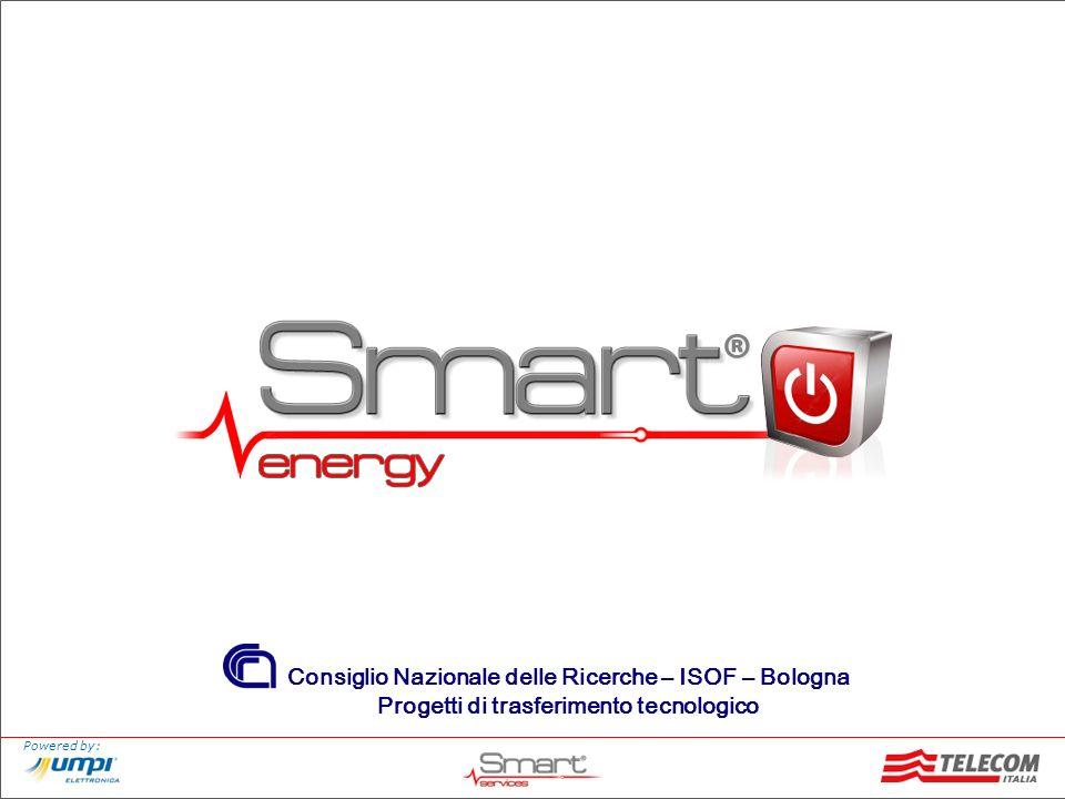 Powered by: Consiglio Nazionale delle Ricerche – ISOF – Bologna Progetti di trasferimento tecnologico