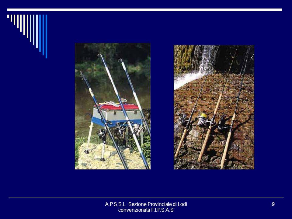 A.P.S.S.L Sezione Provinciale di Lodi convenzionata F.I.P.S.A.S 30 - 0.12-0.10 mm.