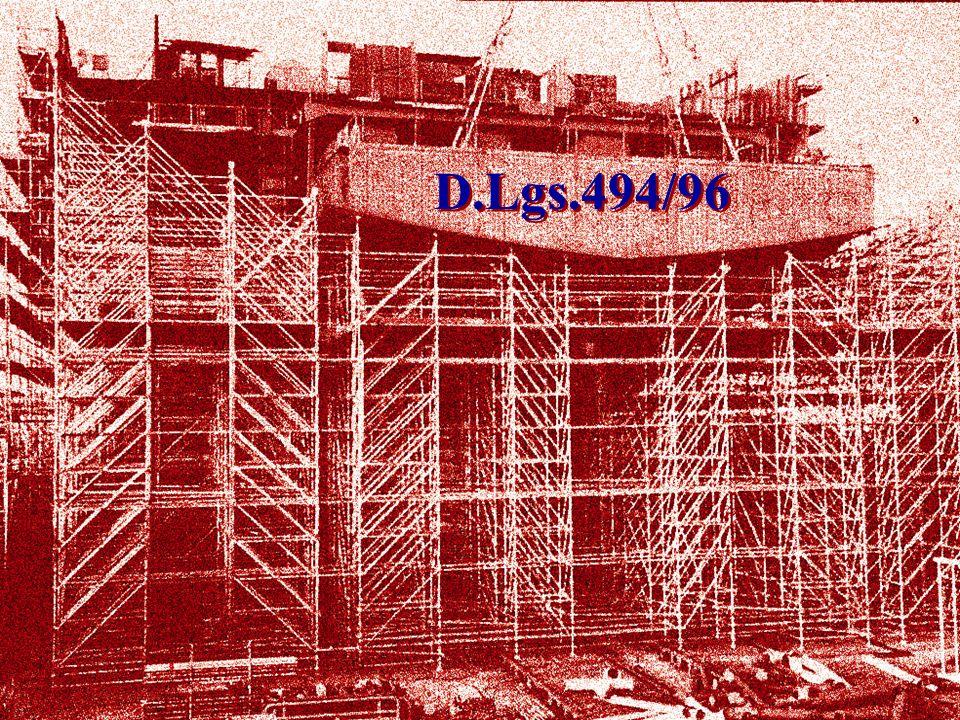 D.Lgs.494/96