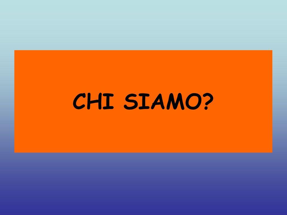CHI SIAMO?