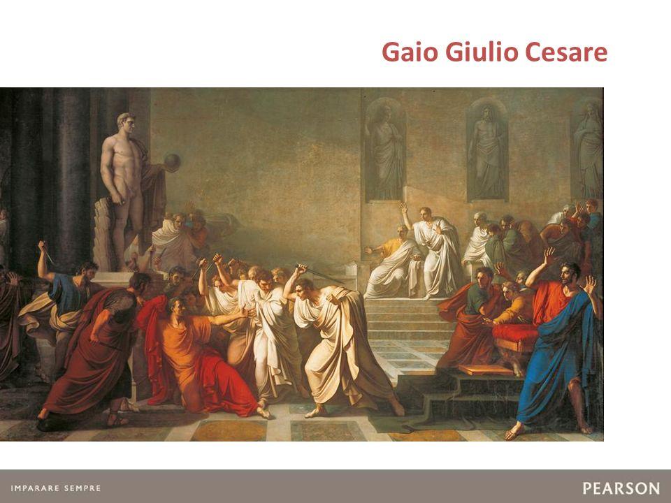 1 - Cesare Gaio Giulio Cesare