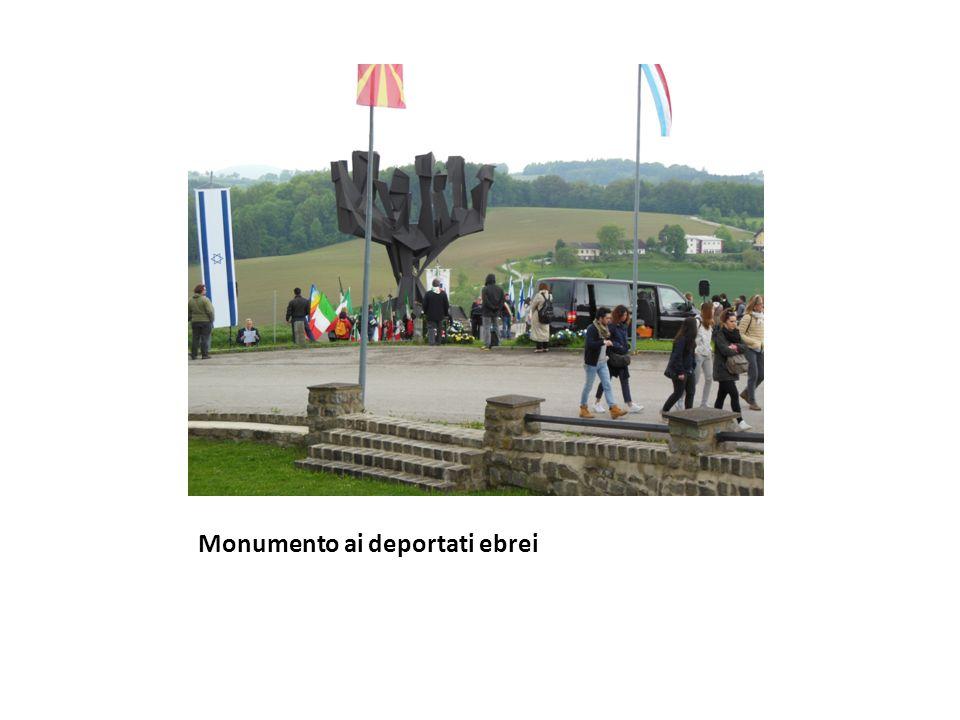 Monumento ai deportati ebrei