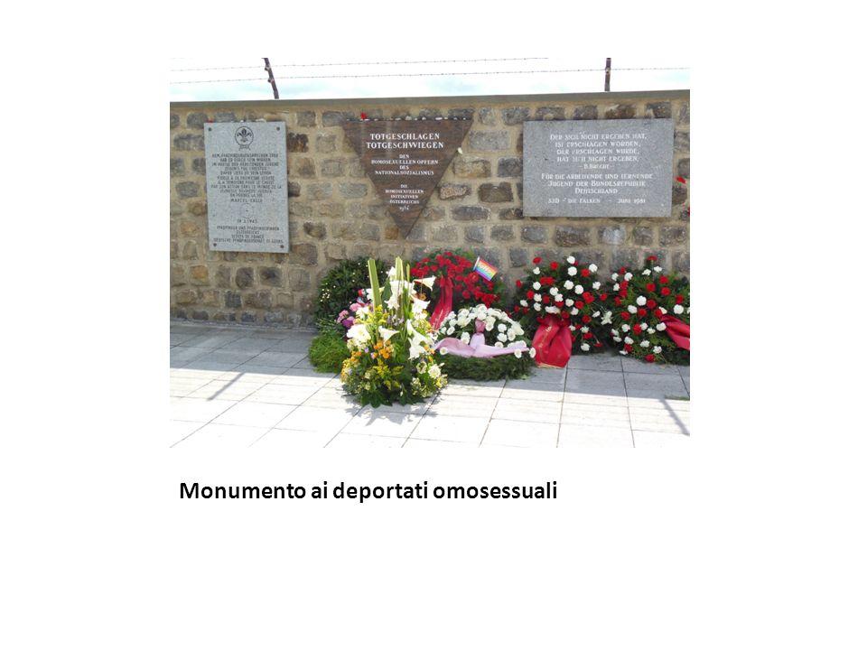 Monumento ai deportati omosessuali