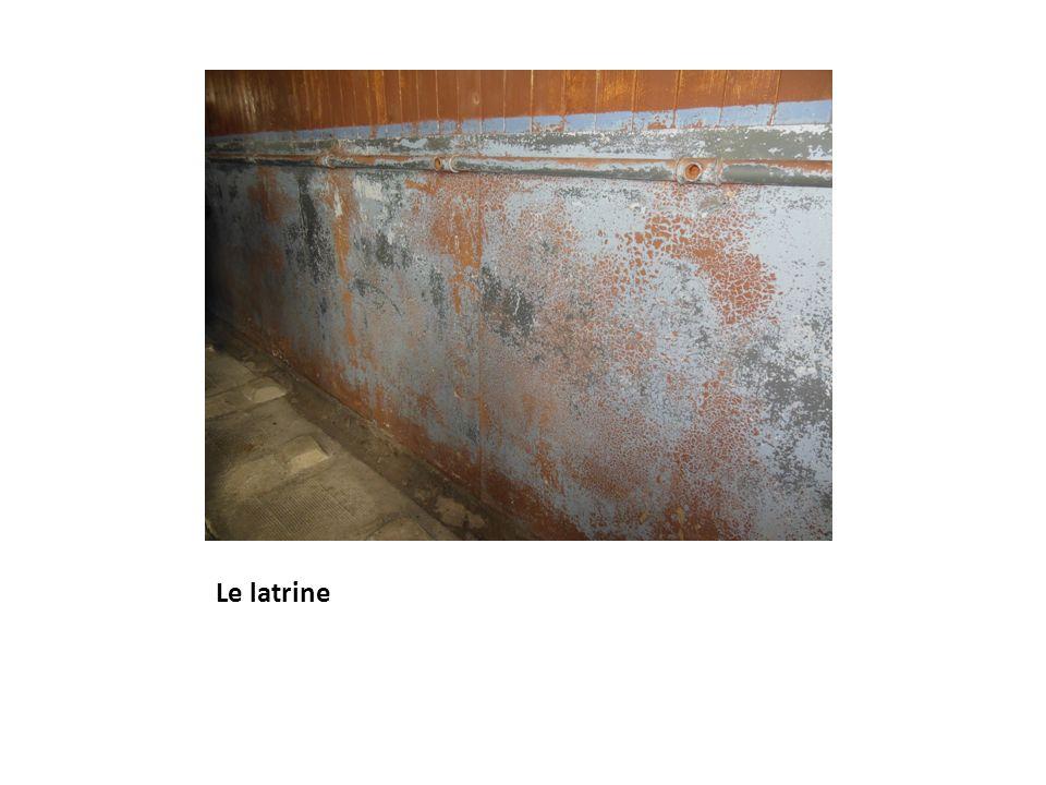 Le latrine
