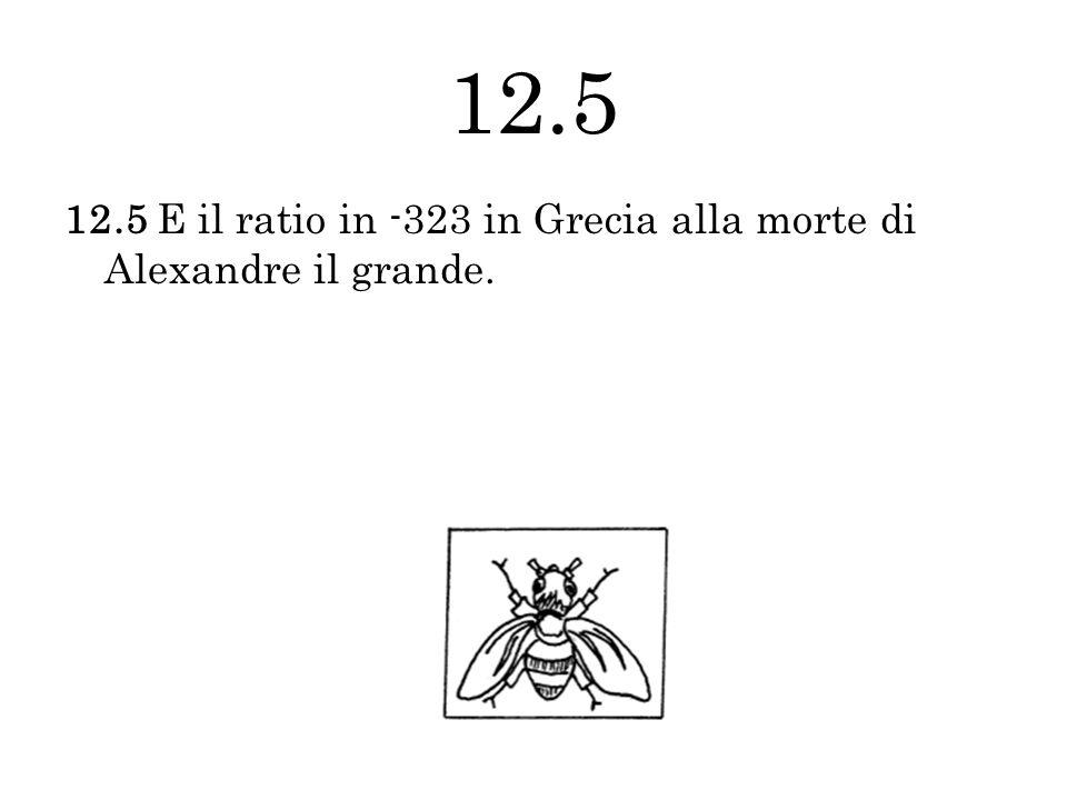 12 12 E il ratio oro/argento nell antichità a Roma.