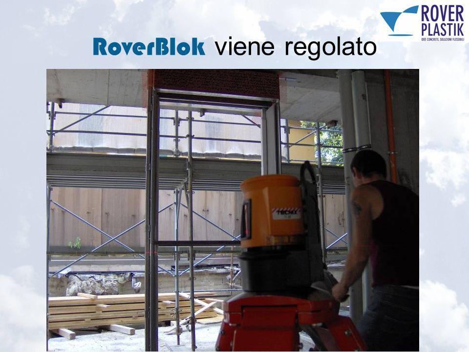 RoverBlok viene regolato