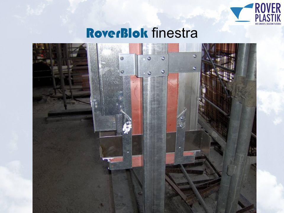 RoverBlok finestra