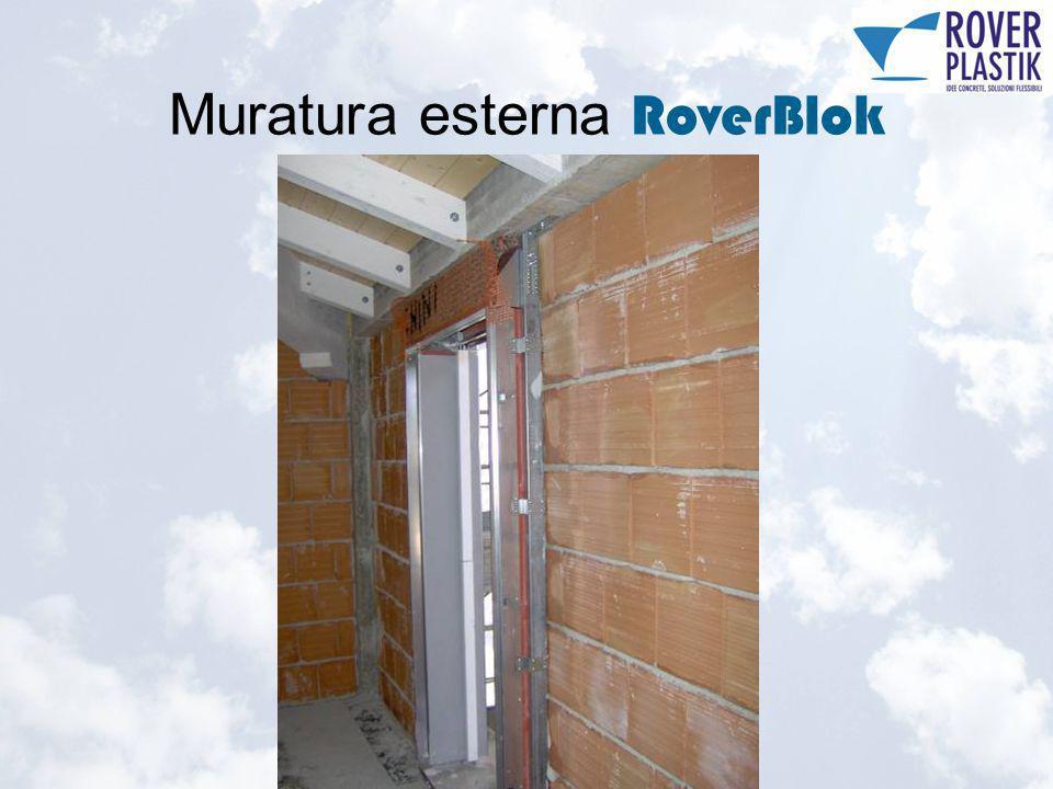 Muratura esterna RoverBlok