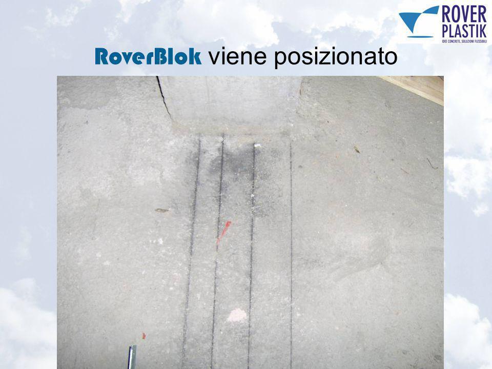RoverBlok viene posizionato