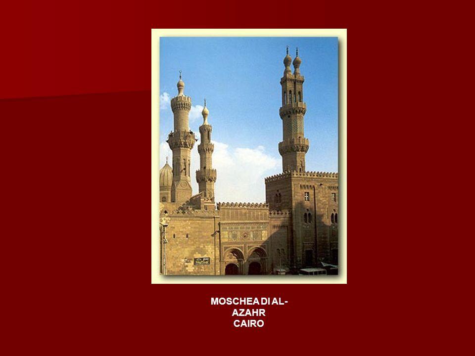 MOSCHEA DI AL- AZAHR CAIRO