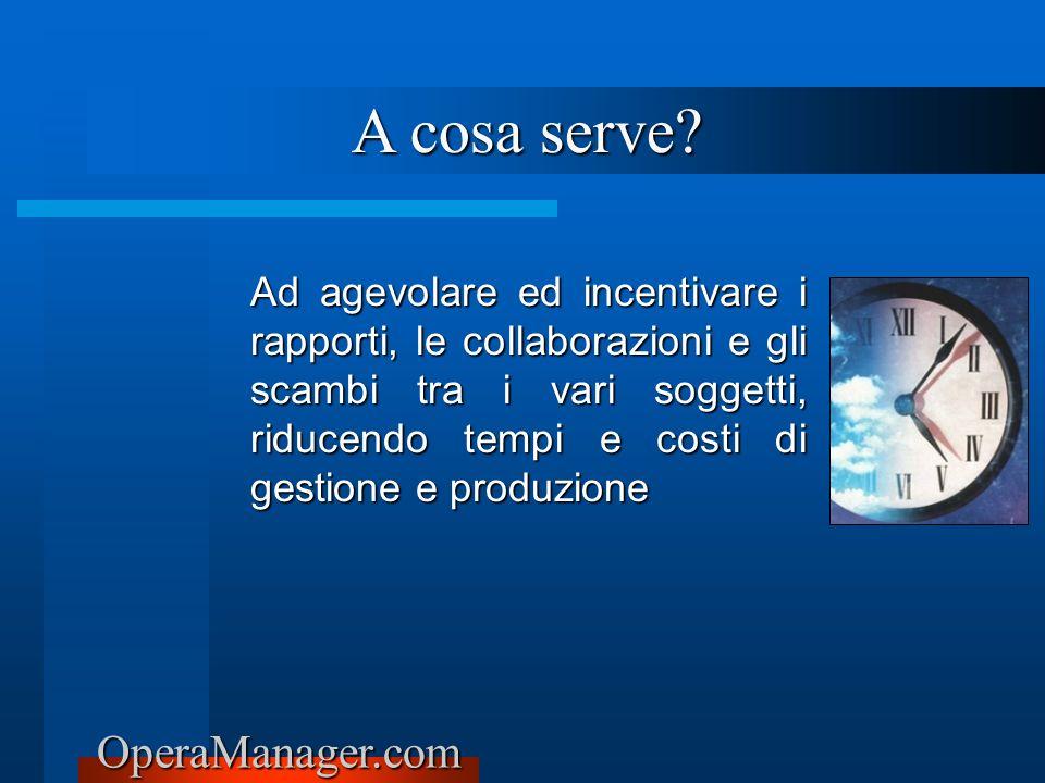 OperaManager.com Esistono servizi analoghi.Esistono servizi analoghi.