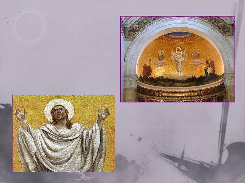 Oggi, il Tabor ed lHermon si rallegrano per la festa e trascinano la creazione verso Dio, ricreandola. Gli antichi araldi della prima e della nuova al