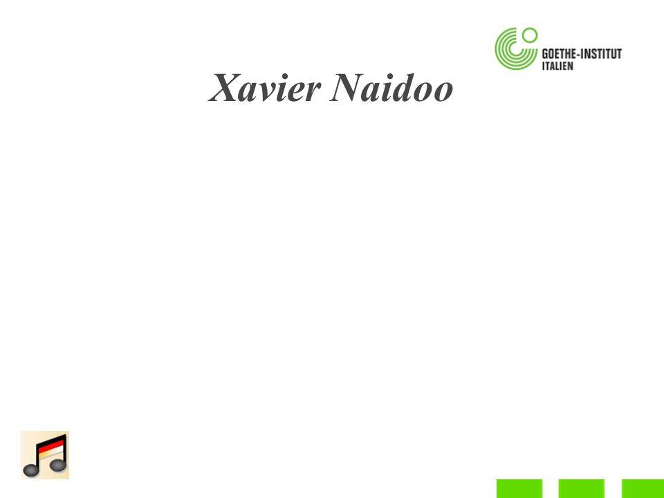Xavier Naidoo