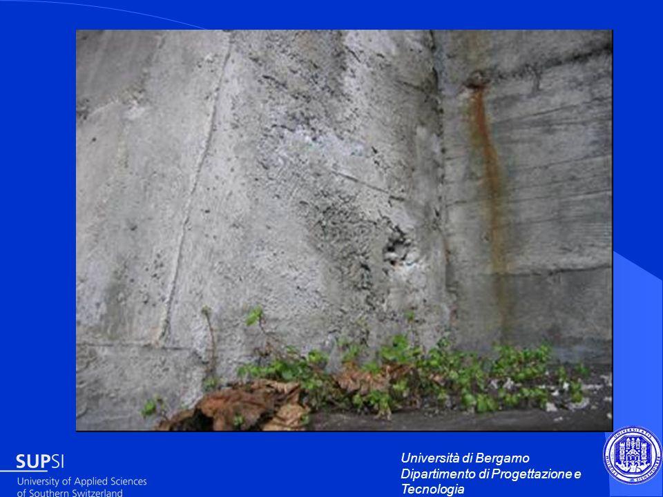 Università di Bergamo Dipartimento di Progettazione e Tecnologia