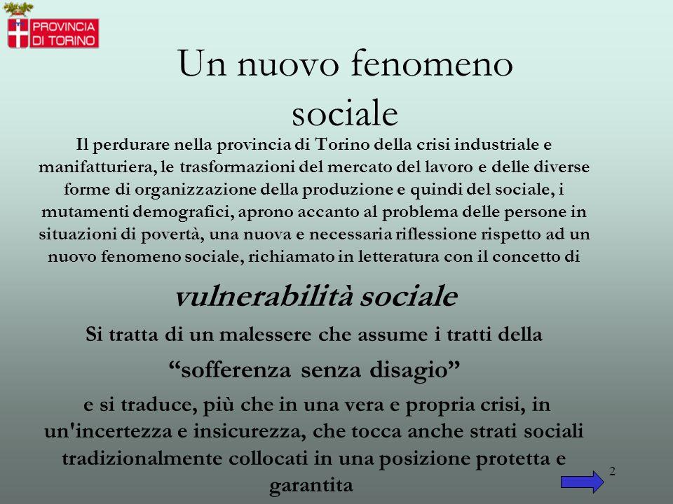 1 PROGRAMMA TRIENNALE DI POLITICHE PUBBLICHE DI CONTRASTO ALLA VULNERABILITA SOCIALE E ALLA POVERTA Assessorato alla Solidarietà Sociale Delibera C.P.