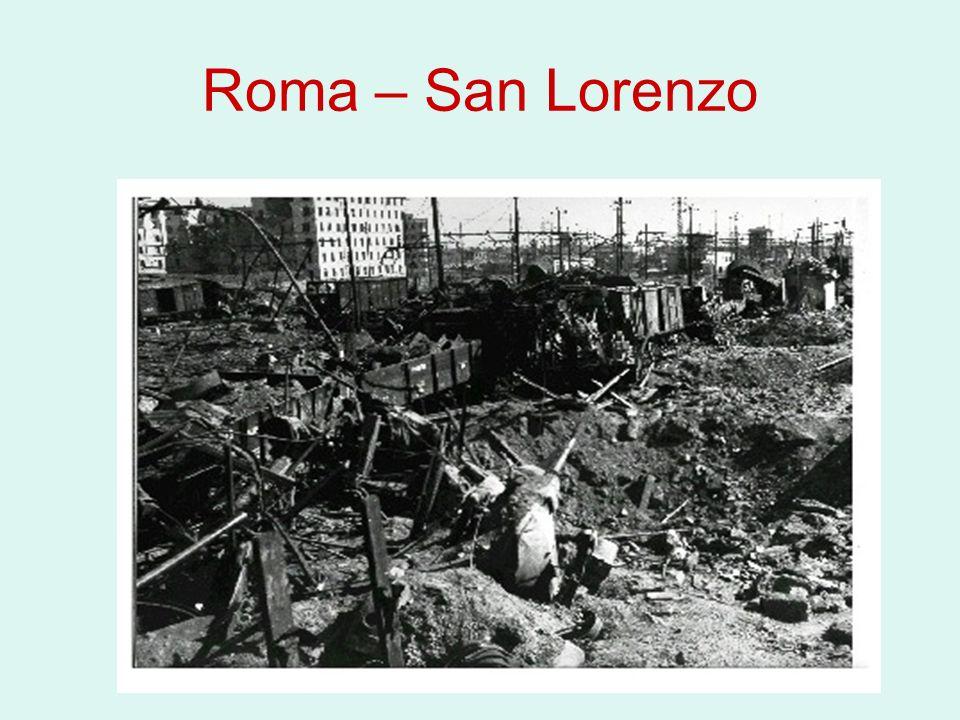 Roma – San Lorenzo