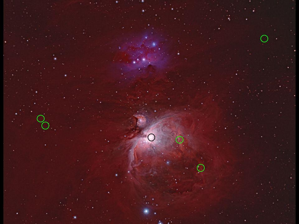 Range dinamico delle immagini astronomiche Funzione di trasferimento 1E-3 0.01 0.1 1 Flusso normalizzato Trapezio Filamenti centrali Filamenti periferici Protusione cometaria Sfondo Sfondo più scuro 0.00.10.20.30.40.50.60.70.80.91.0 0 51 102 153 204 255 Immagine finale Flusso normalizzato immagine originale