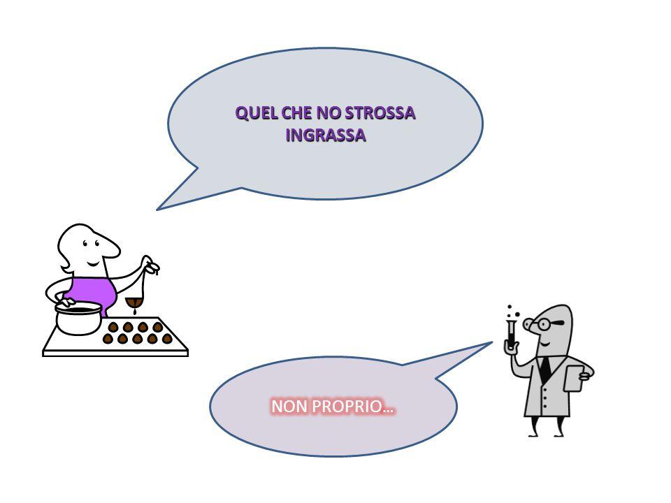 QUEL CHE NO STROSSA INGRASSA